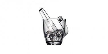 Frapieră sticlă cu clește inox
