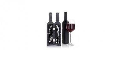 Sticlă 5 accesorii bar